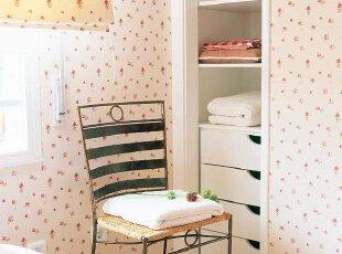 粉色卧室 似水柔情