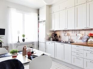 家居装饰如何配色之厨房用色