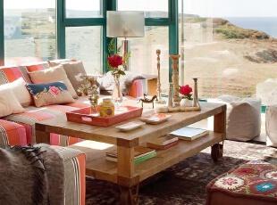 家居装饰配色之三色定律