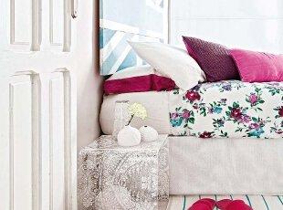 英伦米字旗床头 个性化设计卧室