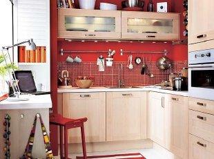 单独规划办公区 厨房...