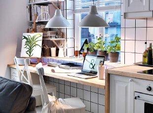 """厨房规划""""图书馆"""""""