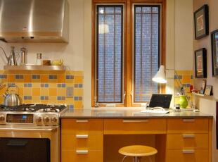 书房规划 搬进厨房