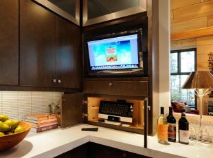 科技规划办公厨房