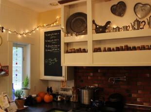 LED装饰灯 落在厨房里的魔法星光