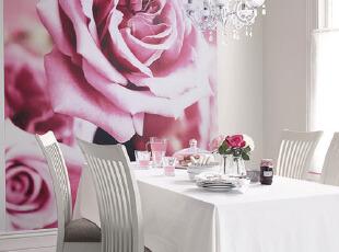 浪漫烛光晚餐需有个温馨背景
