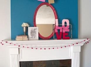 积木堆爱意 房间装饰...