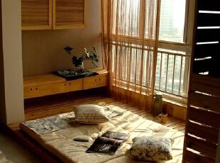 舒适又美感的日式榻榻...