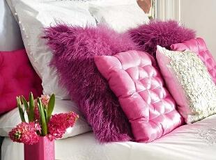 巧妙饱和卧室装饰