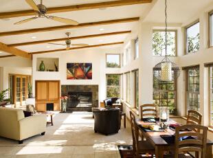 欧洲很多人会在乡村置一套物业,供休闲度假用,虽然用的次数较少,但是因为是用来休息放松的地方,所以在家居设计和家具的购买中颇为花心思,仔细观察会发觉其中的某些亮点家具。