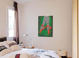 或许为了生计疲于奔波,但所有的一切都在温暖的卧室里得到舒缓。