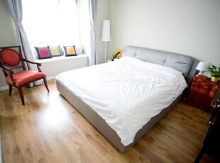 白色卧室 安心入睡