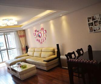 92平两室一厅婚房设计