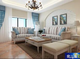 创意沙发墙 独特的自然美感