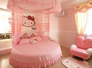 Hello Kitty 卧室设计