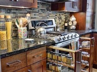 厨房收纳 美观整洁