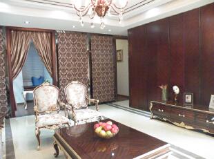 9万打造90平欧式风格两居室