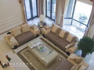 上海棕榈泉——300平欧式风格别墅