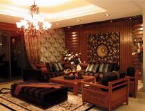 60万打造340平东南亚风格别墅