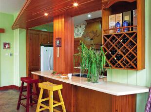 厨房吧台设计