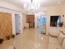 南京金轮第一居——140平现代风格三居室