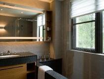 文景花园——80平现代风格两居室