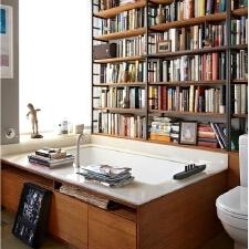 清明宅家沐浴 浴缸设计扫阴霾