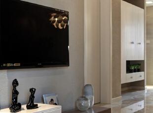 别致的电视柜,客厅,现代,