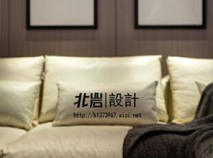 黑白主色调,客厅,现代,