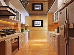 9万打造120平欧式三居室