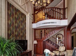 怡景湾260㎡—美式风『华贵世家』