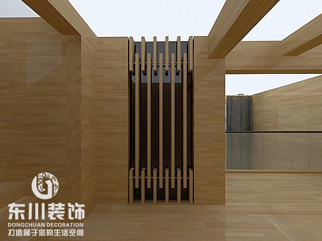 0平米別墅現代風格-谷居家居裝修設計效果圖