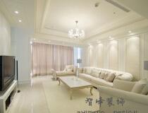 9万打造130平欧式风格三居室
