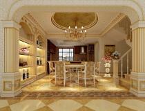 20万打造200平欧式风格别墅