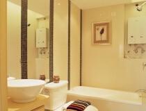 10万打造120平现代风格三居室