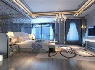 100万打造1000平现代风格别墅