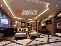 30万打造320平欧式风格别墅