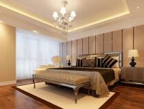 20万打造180平欧式风格公寓