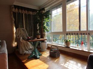 法式乡村风-北仑 学府名苑110平米三居宜家风格