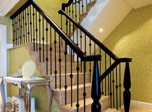 别致的新古典楼梯