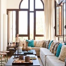 装个大窗好赏景 客厅落地窗设计