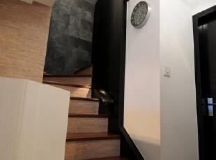 现代简约的楼梯