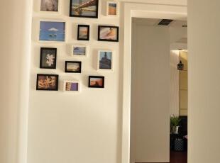 世茂170平米四居现代风格客厅设计