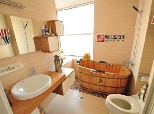世茂170平米四居现代风格卫生间设计