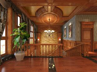 新古典风格大气楼梯
