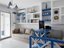 1,8万打造102平地中海风格三居室