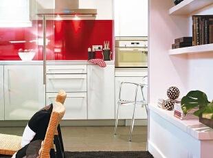 20万打造130平现代两居室-130平米两居现代风格