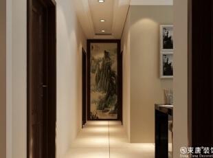 优雅的欧式走廊