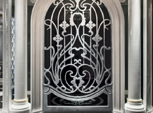黄书恒/台北玄武设计 中央公园样板房-00平米大户型新古典风格