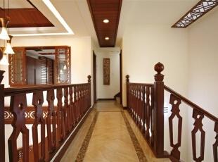 保利高尔夫豪园-混搭别墅-东南亚风格
